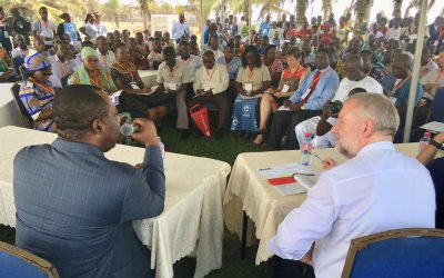 Educata Ghana 2018: GIBT's Participation and Contribution