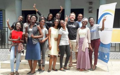 Pyladies Accra Maiden Meetup: Hosted by GIBT