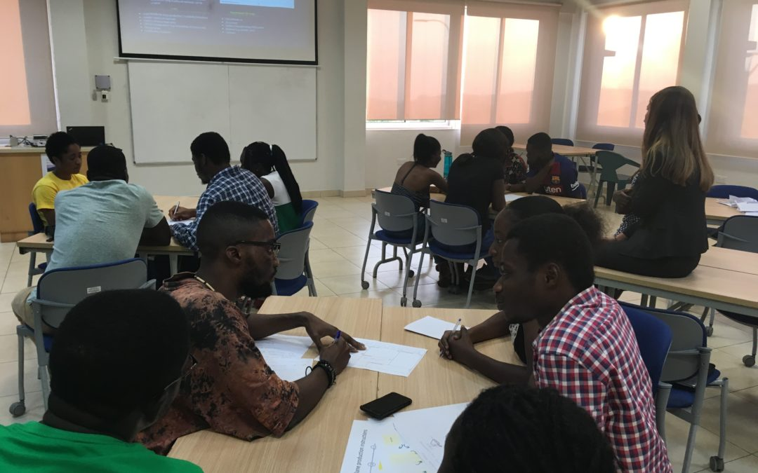 LEAN Digital Training with Ashesi University