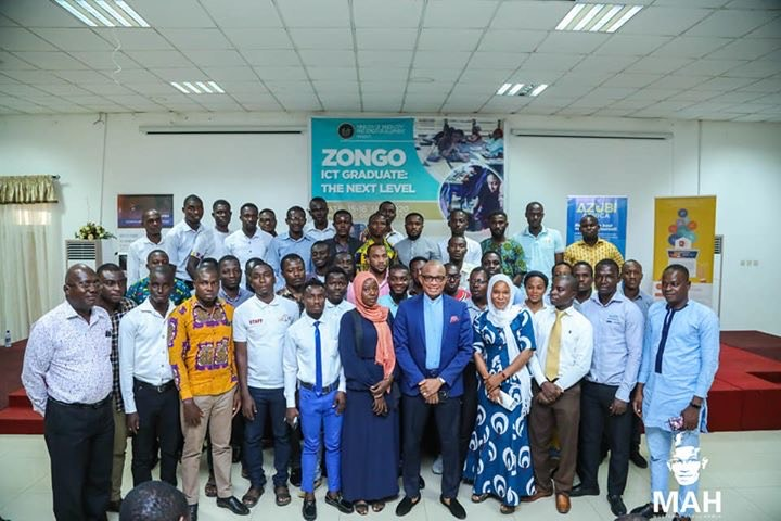 Zongo ICT Job Training at Ghana Institute of Management and Public Administration (GIMPA)