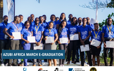 Azubi Africa e-Graduation Ceremony | The Recap